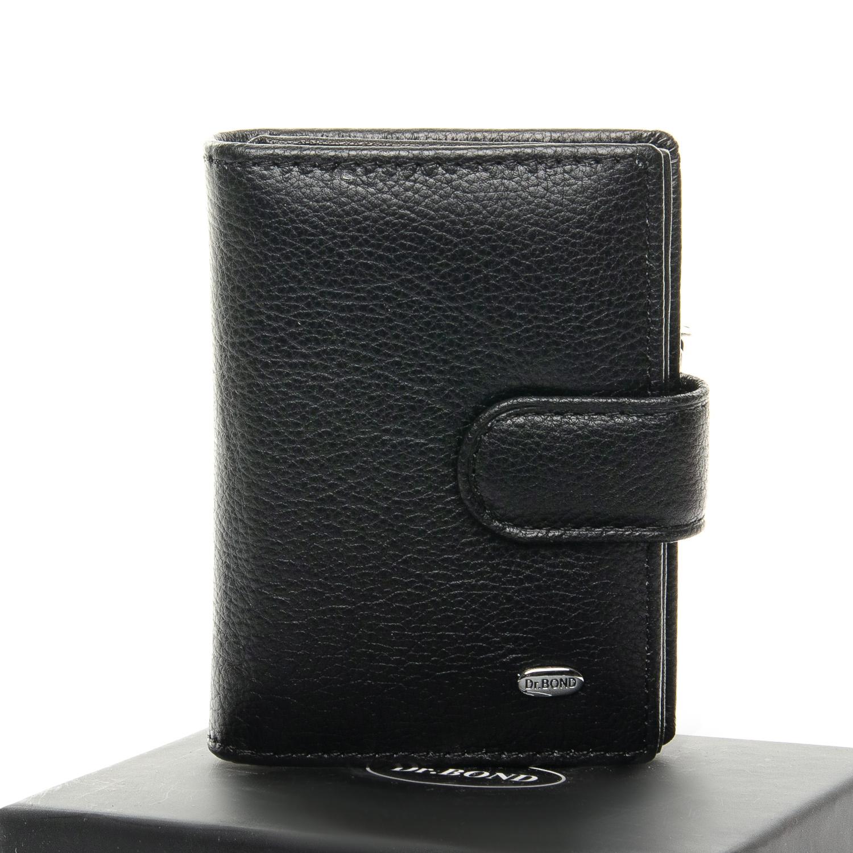 Кошелек Classic кожа DR. BOND M50 black