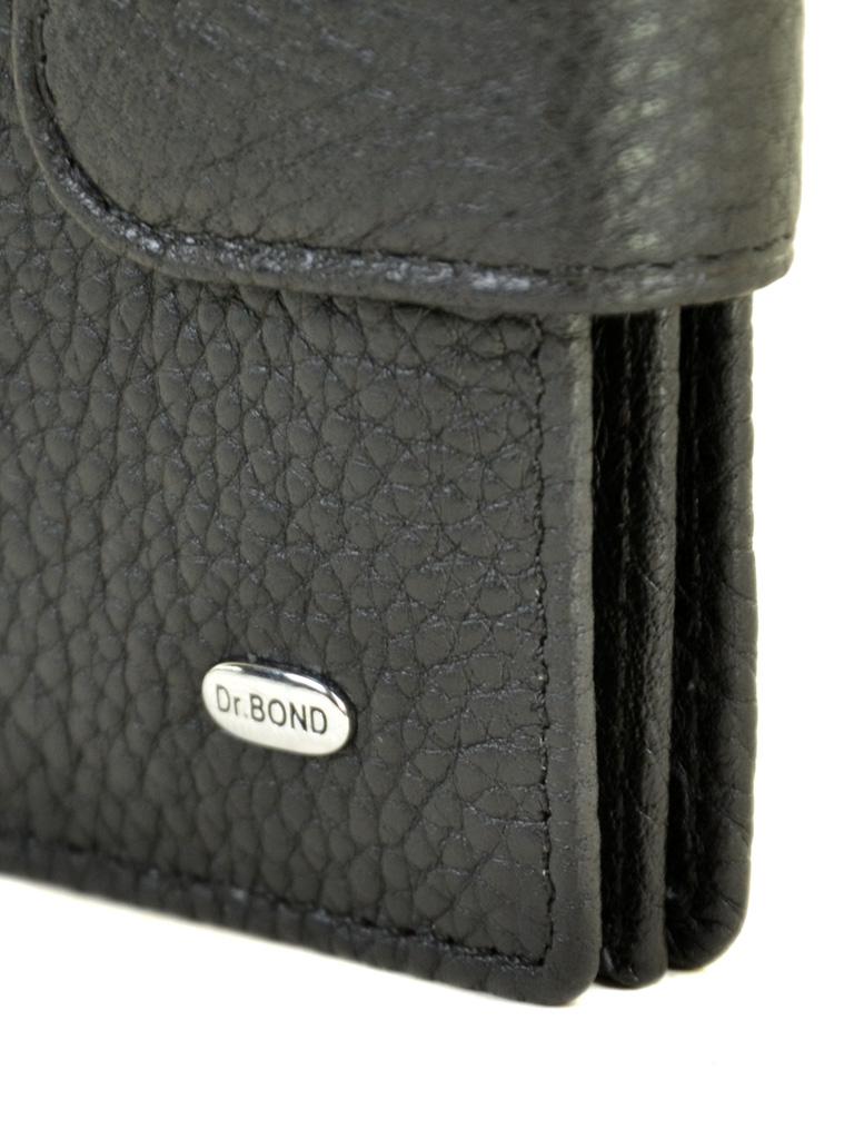 Кошелек Classik кожа DR. BOND M50 black