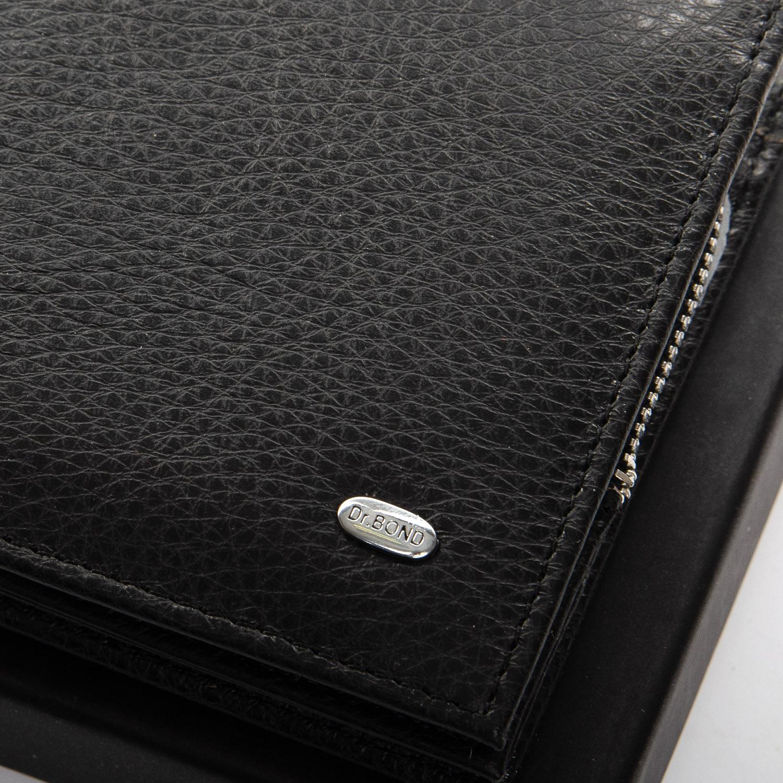 Кошелек Classic кожа DR. BOND M54 black - фото 3