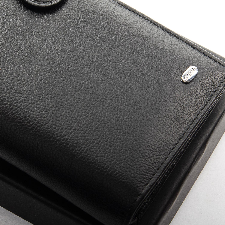 Кошелек Classic кожа DR. BOND M65 black - фото 3