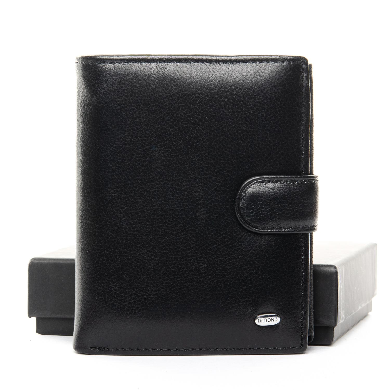 Кошелек Classic кожа DR. BOND MS-13 black