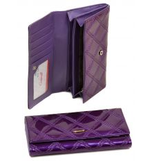 Кошелек Cossrol Женский Rose Series-2 иск-кожа WD-51 purple Распродажа