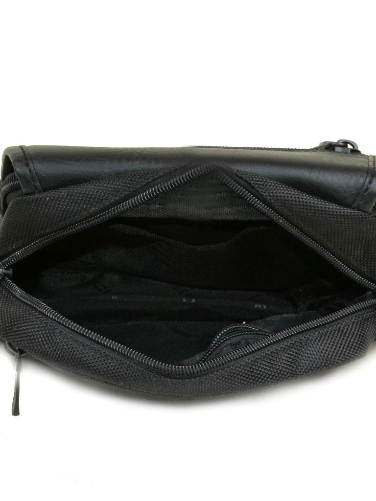 Сумка Мужская Планшет нейлон Leastat 309-1 black