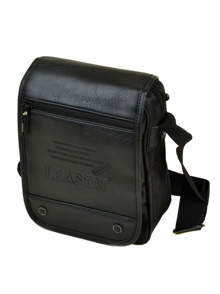 Сумка Мужская Планшет нейлон Leastat 310-2 black