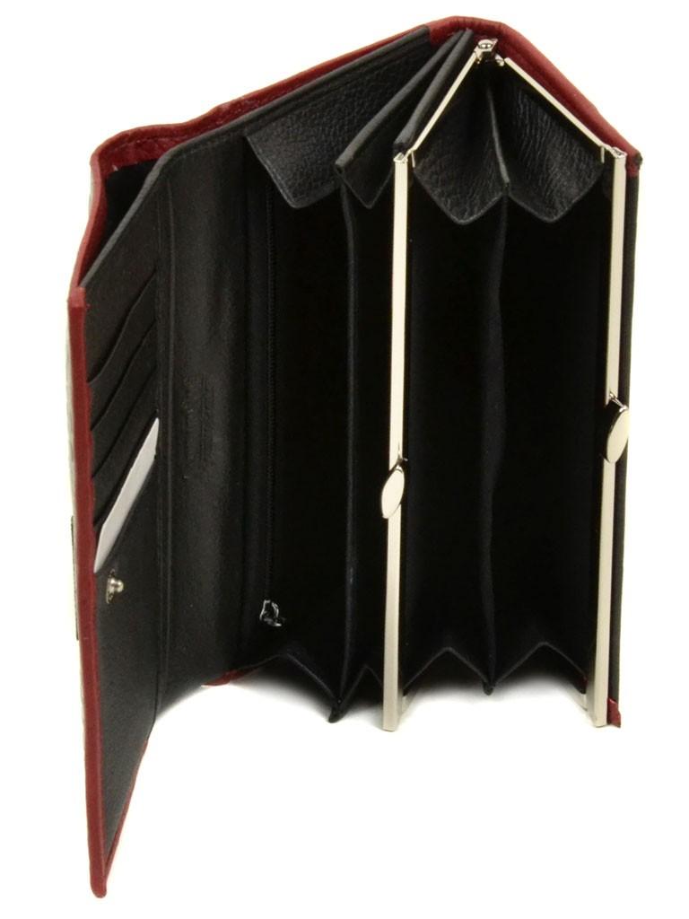 Кошелек Rose кожа Alessandro Paoli WS-2 black