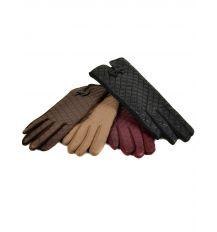 Перчатка Женская Баллон-стрейч F11 ПЛ мод-1 color mix Распродажа