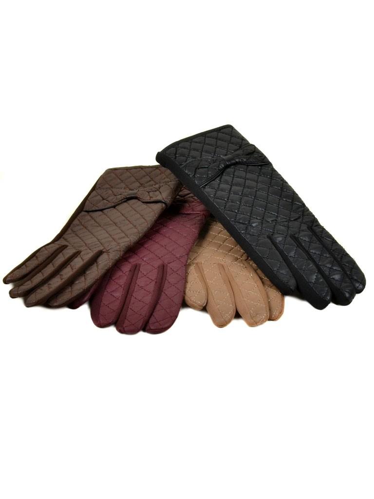 Перчатка Женская Баллон-стрейч МариFashion F11 ПЛ мод-5 color mix