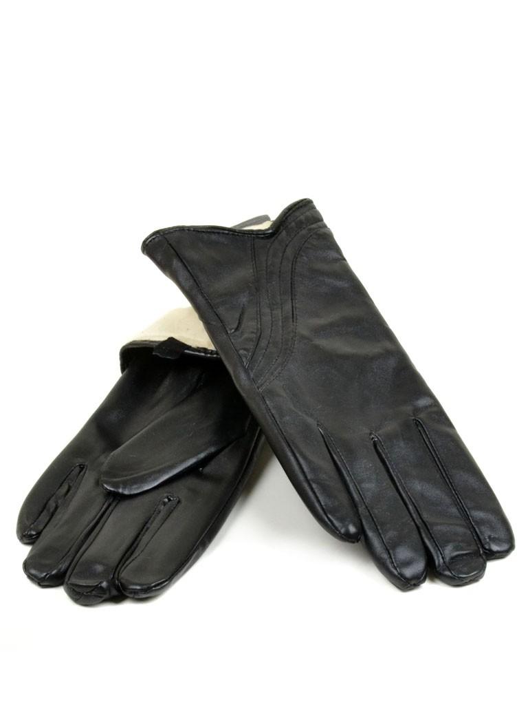 Перчатка Женская иск-кожа МариStyle Д-к(ПЛ) F17-(11070) Распродажа