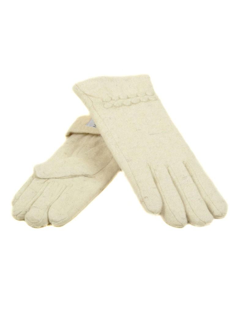 Перчатка Женская кашемир МариFashion (ПЛ) F12/1 мод02 беж