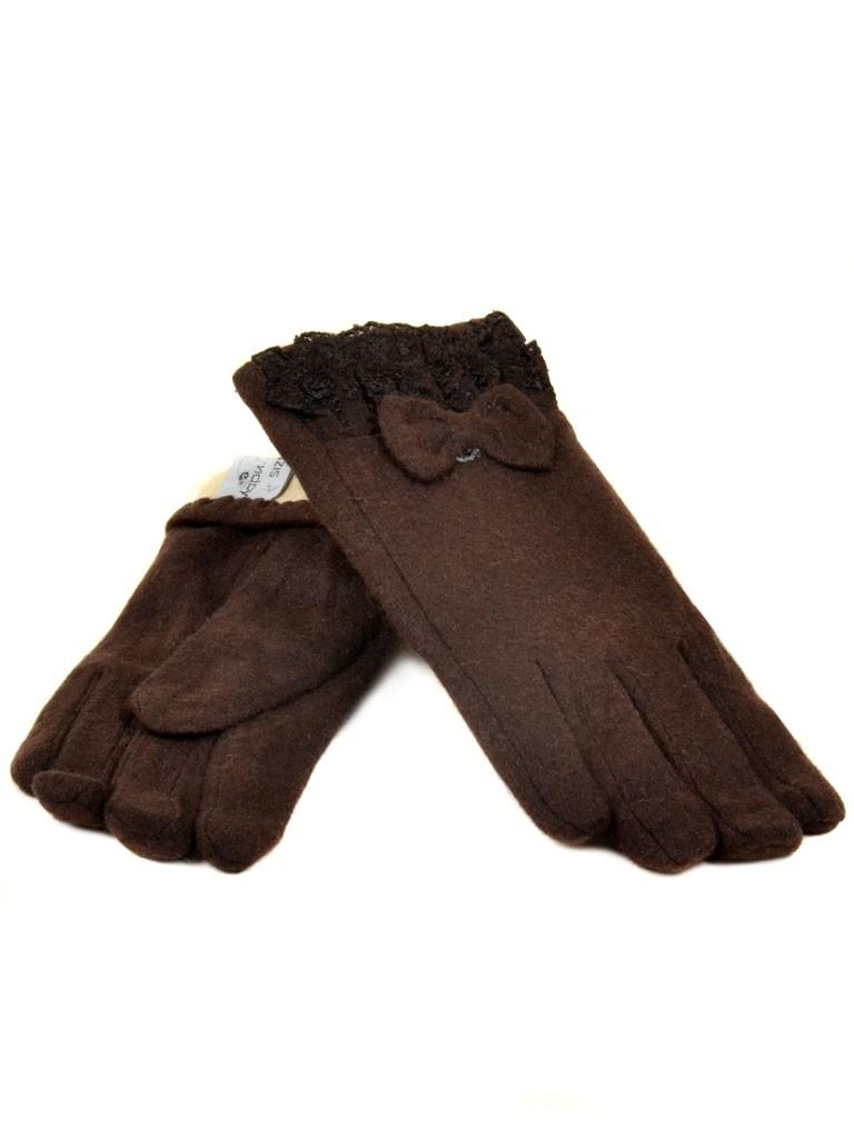 Перчатка Женская кашемир МариFashion (ПЛ) дор F12 мод2 кор