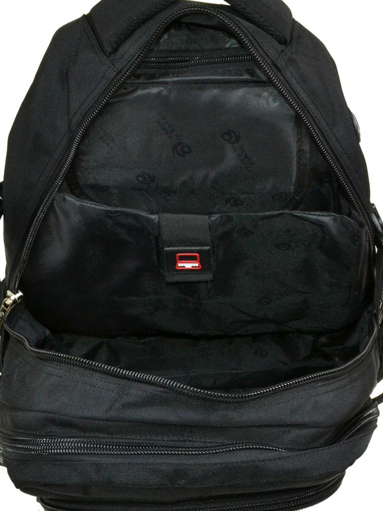 Рюкзак Городской нейлон Power In Eavas 5906 black