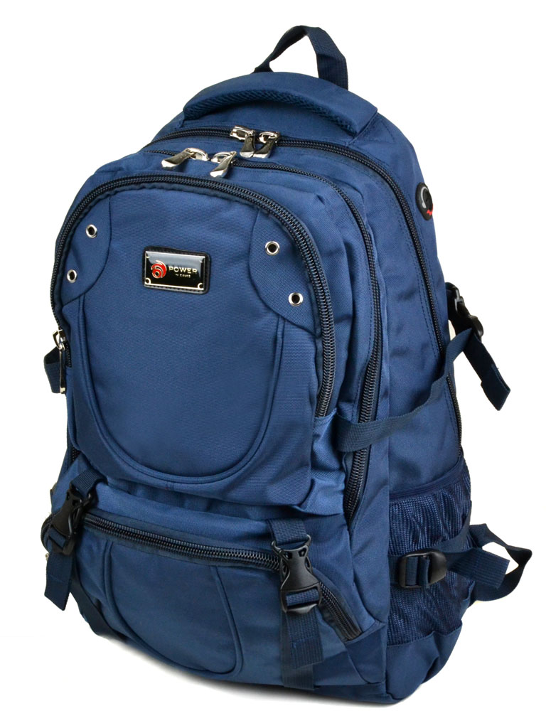 Рюкзак Городской нейлон Power In Eavas 5907 blue