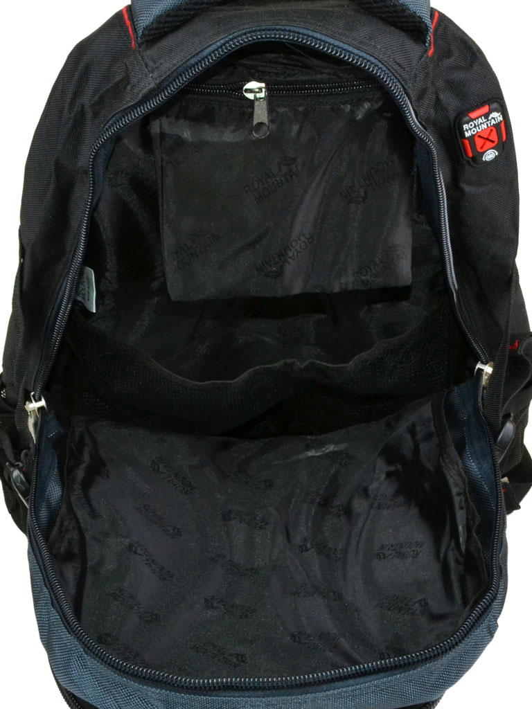 Рюкзак Городской нейлон Power In Eavas 7915 black-blue