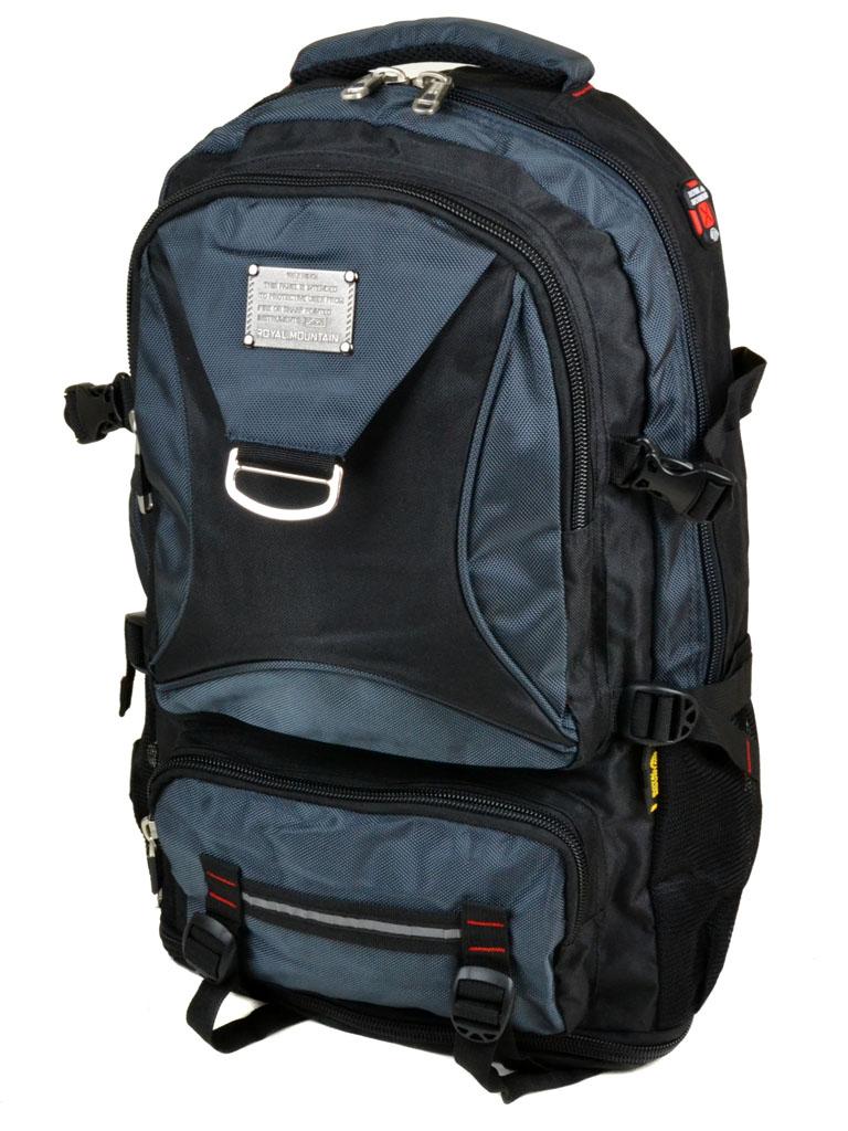 Рюкзак Городской нейлон Power In Eavas 7916 black-blue