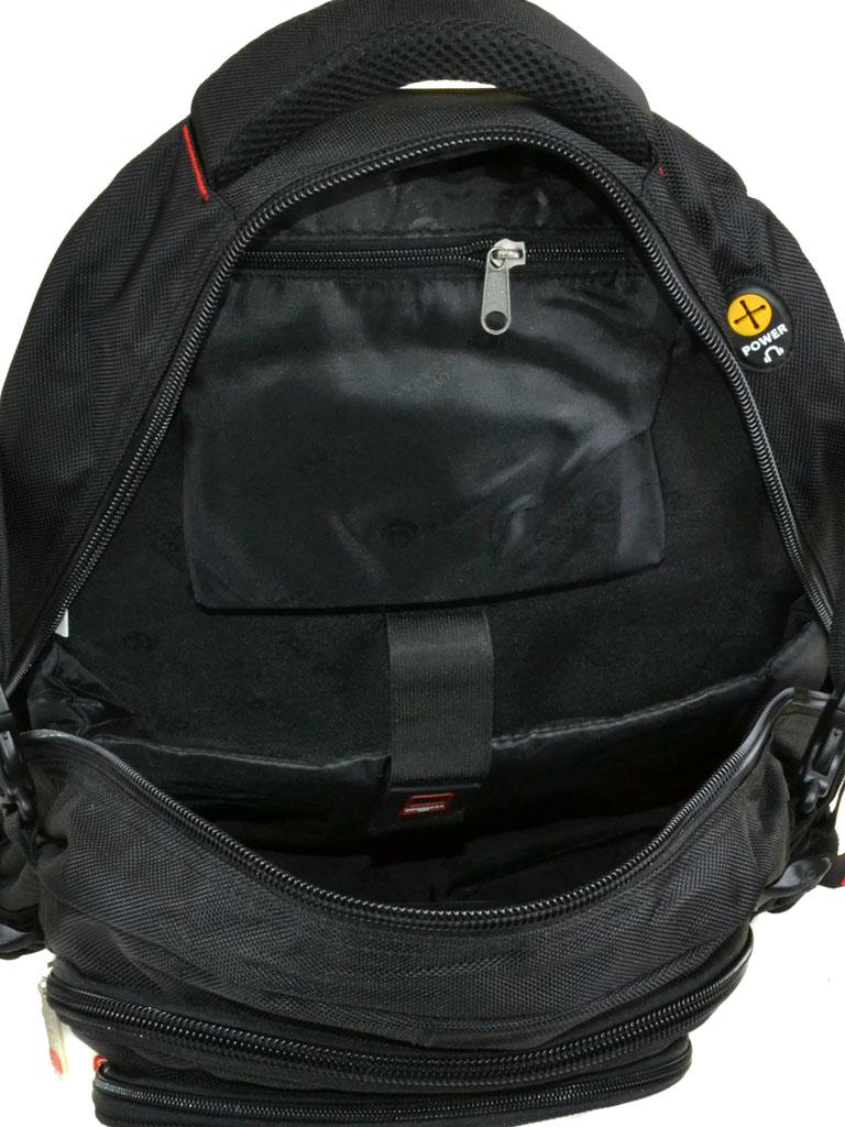 Рюкзак Городской нейлон Power In Eavas 8704 black
