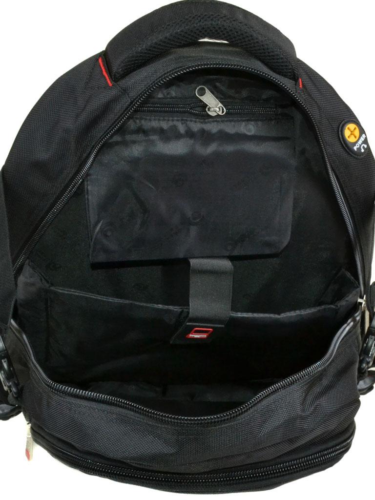 Рюкзак Городской нейлон Power In Eavas 8705 black