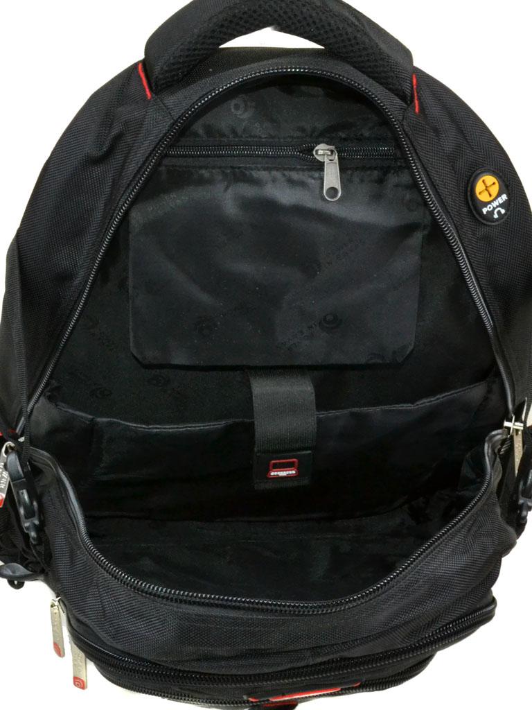 Рюкзак Городской нейлон Power In Eavas 8706 black
