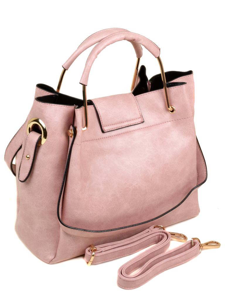 Сумка Женская Классическая иск-кожа Podium 6-01 16623 pink