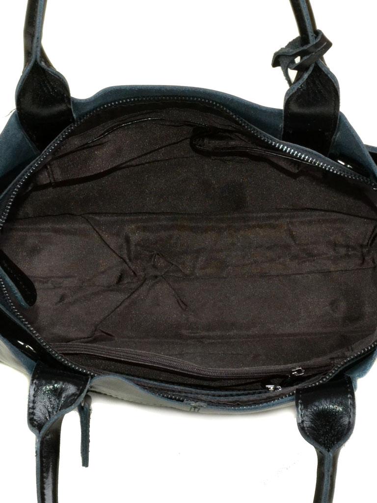 Сумка Женская Классическая кожа Podium 6-01 8546 black
