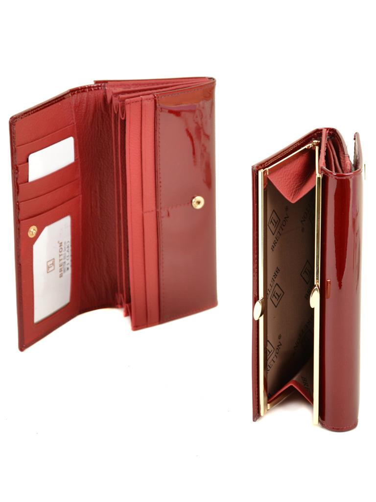 Кошелек Gold кожа BRETTON W1 red