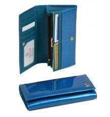 Кошелек GOLD кожа BRETTON W1-V l-blue Распродажа