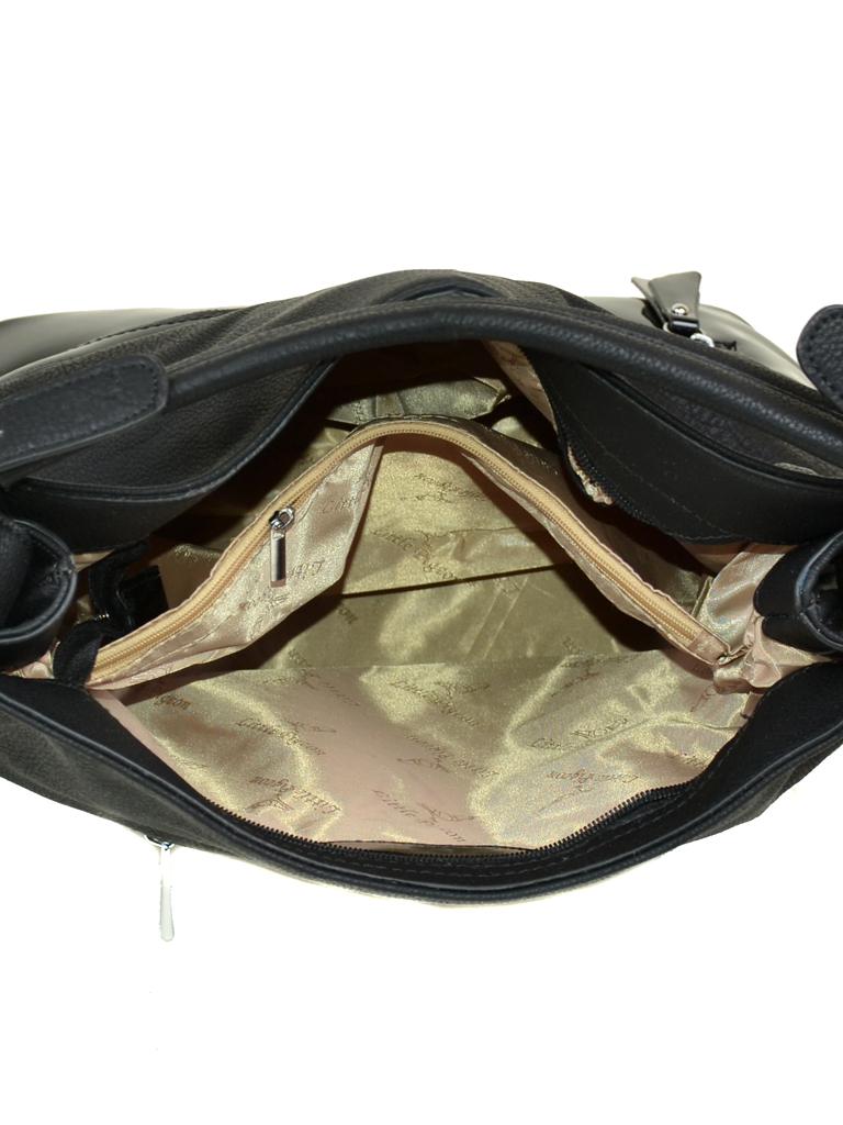 Сумка Женская Классическая иск-кожа 8-01 S45 black