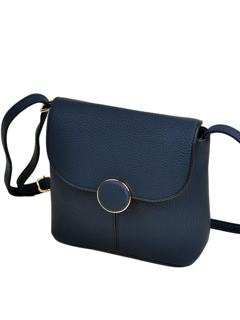 Сумка Женская Клатч иск-кожа 8-01 A8891 blue