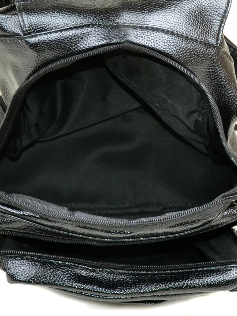 Сумка Женская Рюкзак иск-кожа Podium 08-15 1121 black - фото 4