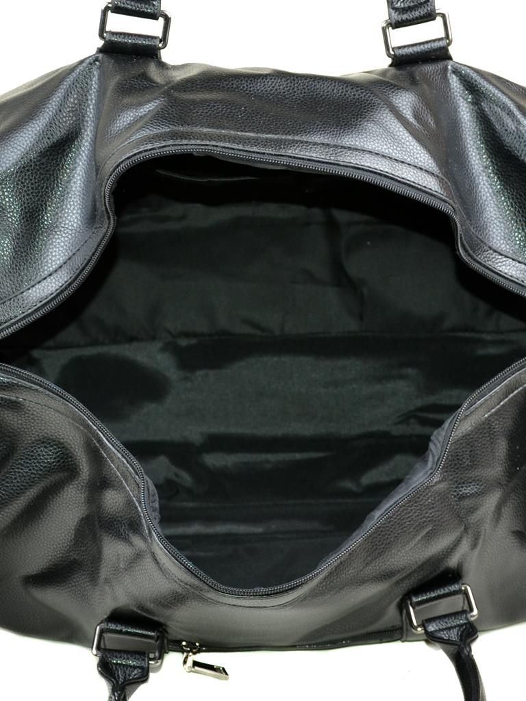 Сумка Мужская Дорожная иск-кожа dr.Bond 88650-2 black
