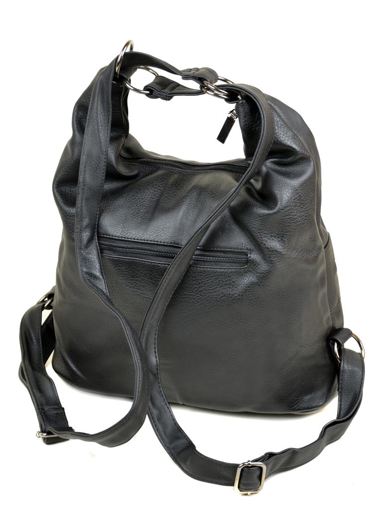 Сумка Женская Рюкзак 08-3 6225 black