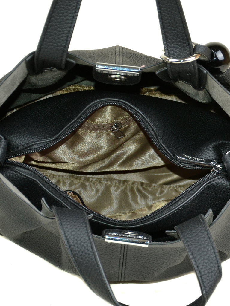 Сумка Женская Классическая иск-кожа Alex Rai 08-4 38801 black