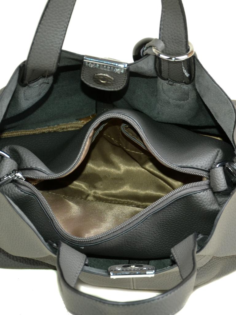 Сумка Женская Классическая иск-кожа Alex Rai 08-4 38801 grey