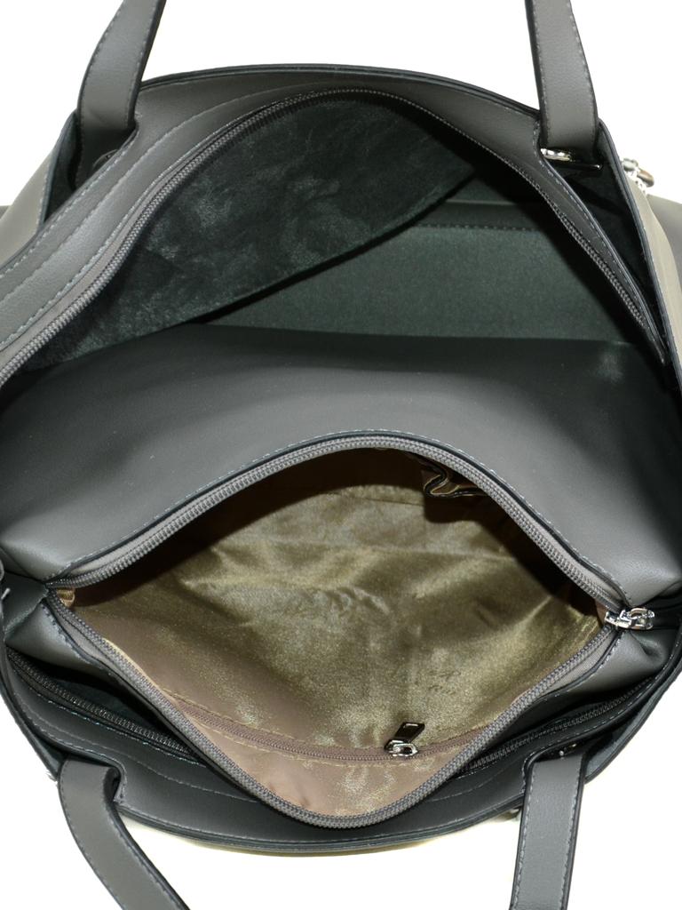 Сумка Женская Классическая иск-кожа Alex Rai 08-4 38937 grey