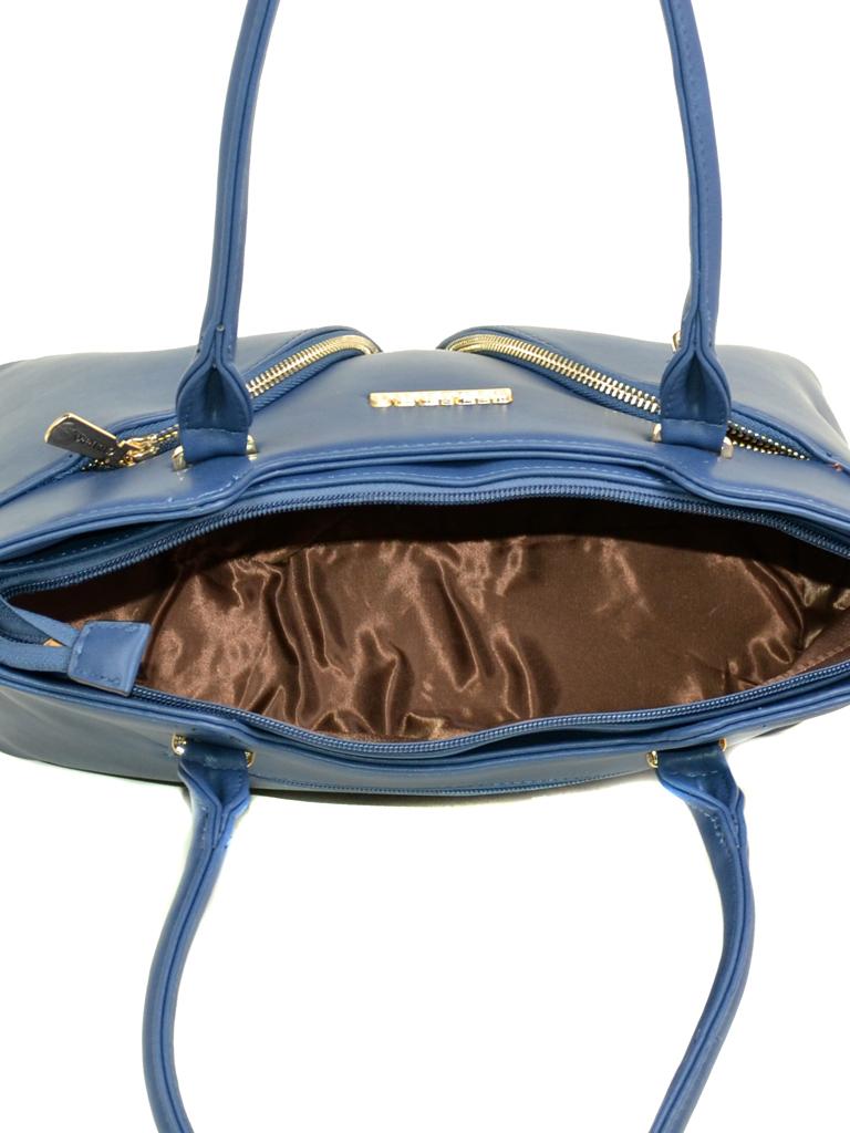 Сумка Женская Классическая иск-кожа cidirro 09-2 89723 blue - фото 4