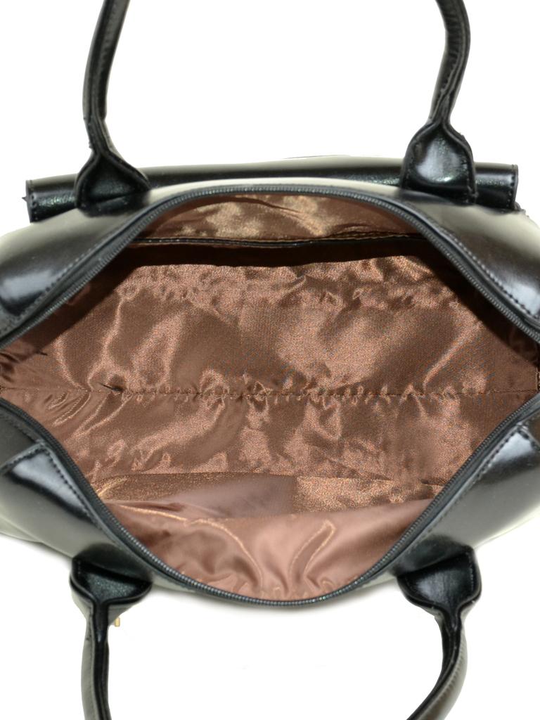 Сумка Женская Классическая иск-кожа cidirro 09-2 9-8580 black