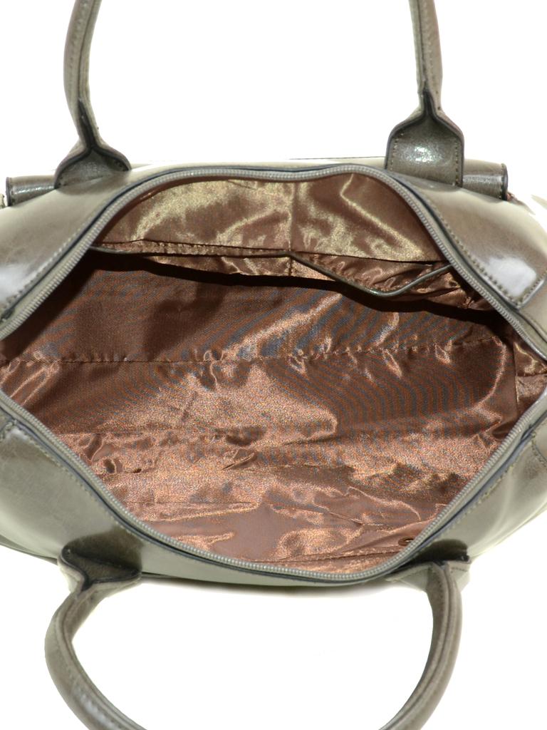 Сумка Женская Классическая иск-кожа cidirro 09-2 9-8580 grey