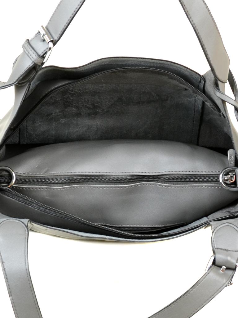 Сумка Женская Классическая иск-кожа Alex Rai 09-1 C-429 grey