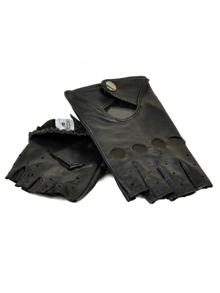 Перчатка Женская кожа МариClassic F32/17 водитель black