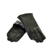 Перчатка Мужская кожа M21-17/1 мод5 black махра