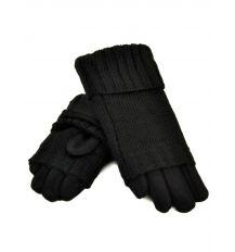 Перчатка Женская стрейч F21/17 мод2 black