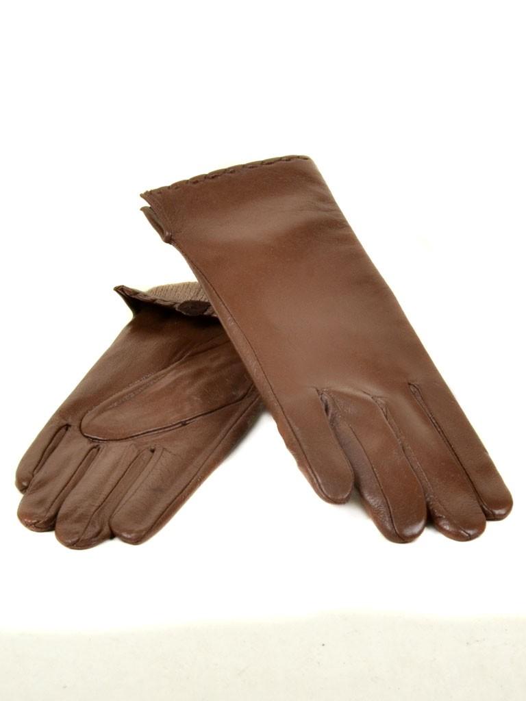 Перчатка Женская кожа МариClassic (Ш) F23 мод7 кор st15