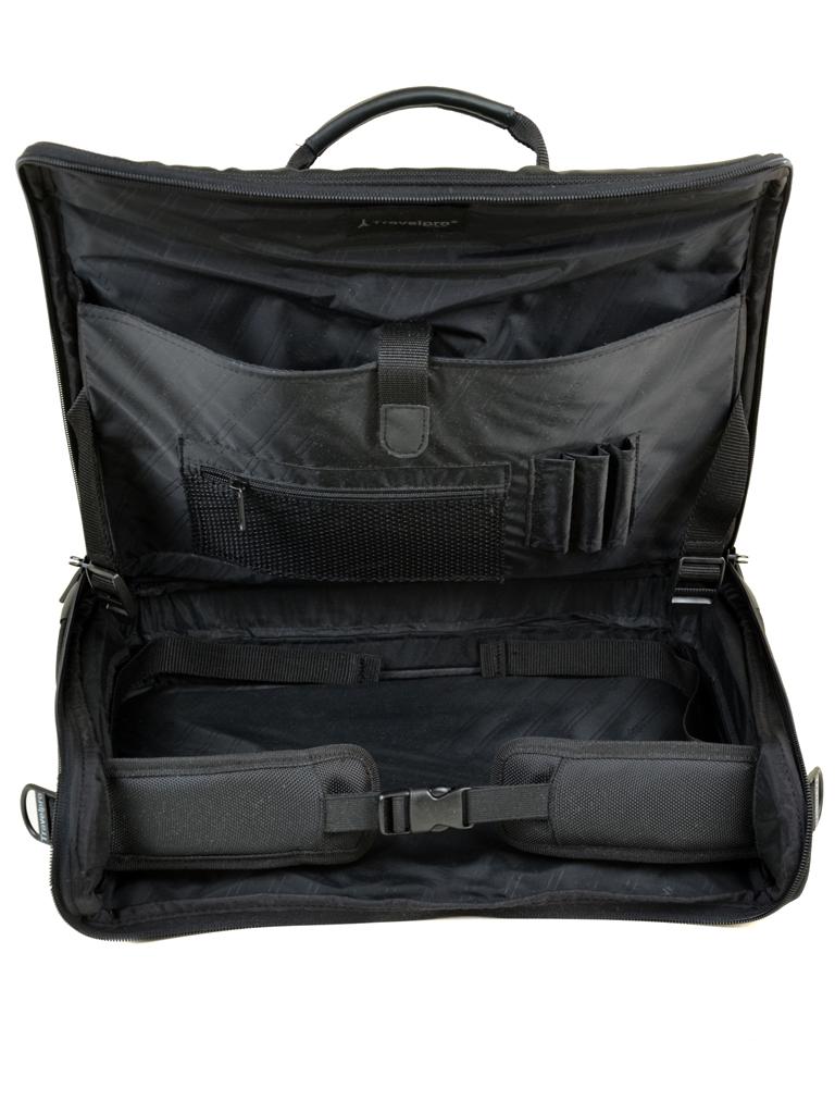 Сумка Мужская Для Ноутбука нейлон 5400-01 black