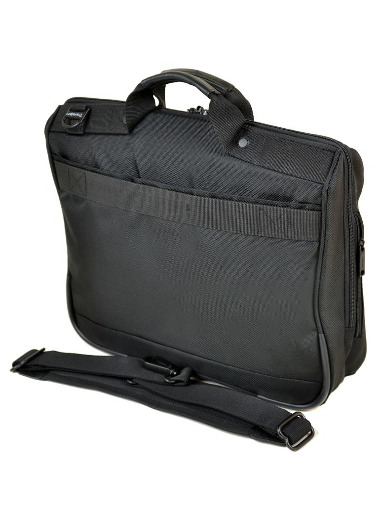 Сумка Мужская Для Ноутбука нейлон 5409-01 black