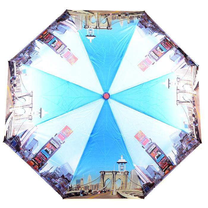 Зонт Автомат Женский полиэстер 3004-6