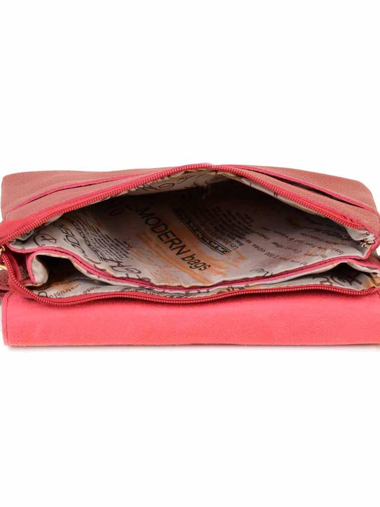 Сумка Женская Клатч иск-кожа 010-1 6714 red