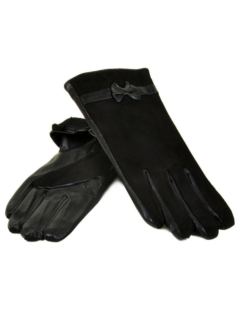 Перчатка Женская Шерсть-Стрейч МариClassic F3 ПЛ мод-9 black