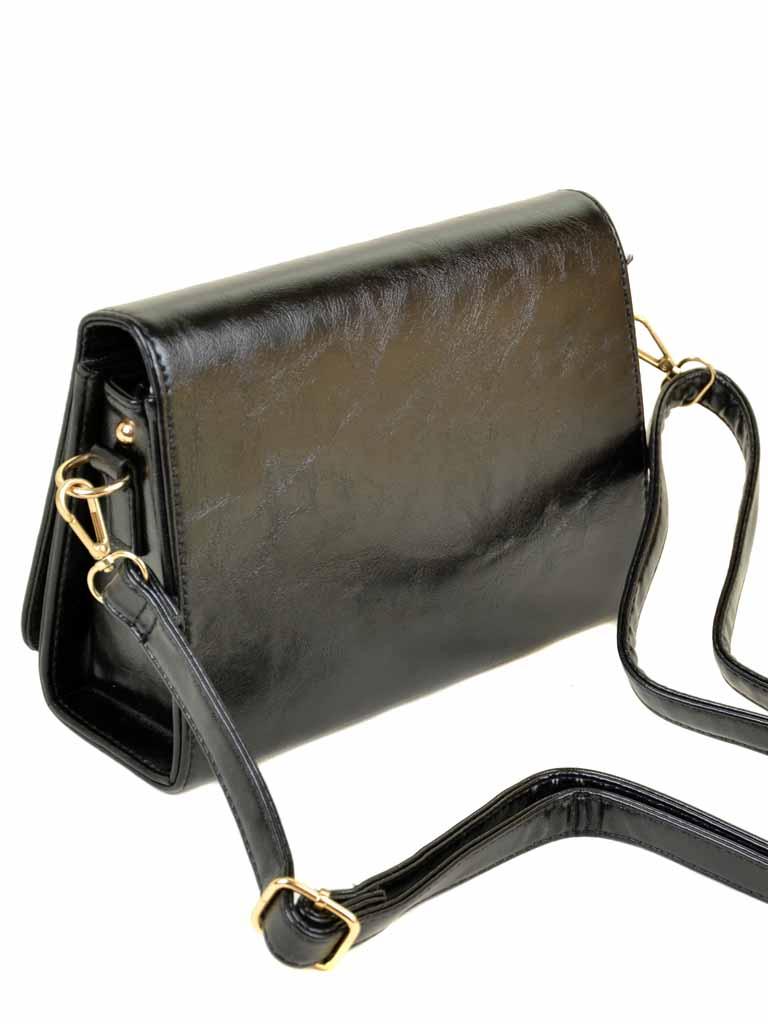 Сумка Женская Клатч иск-кожа 011-1 7060 black