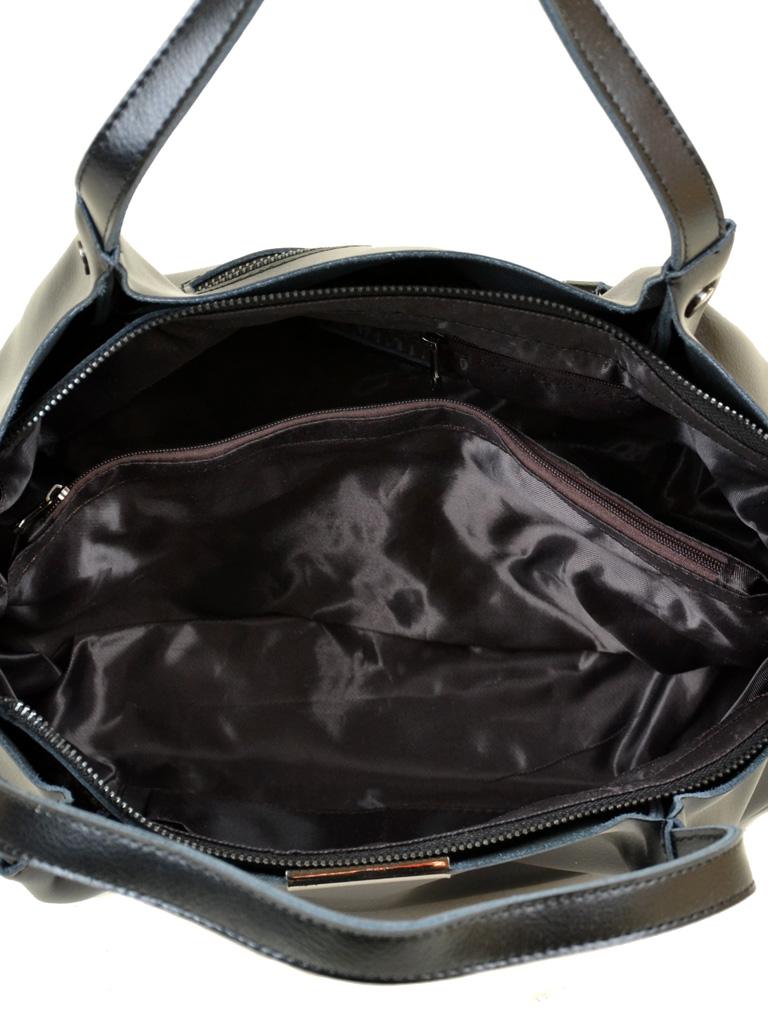 Сумка Женская Классическая кожа PODIUM 012-1 609 black