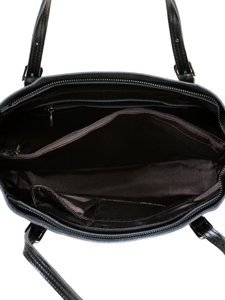 Сумка Женская Классическая кожа PODIUM 012-1 8603 black