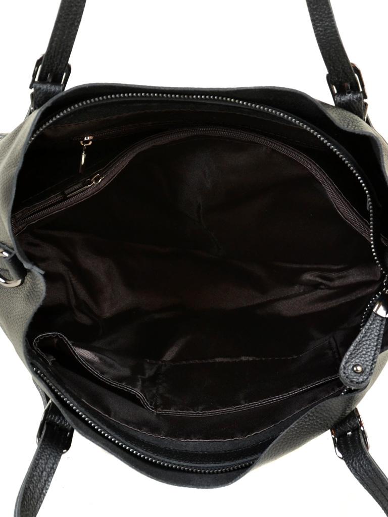 Сумка Женская Классическая кожа PODIUM 012-1 8603-9 black